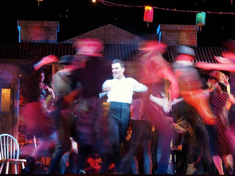 strictly ballroom the musical, strictly ballroom, baz luhrmann, melbourne, paso doble