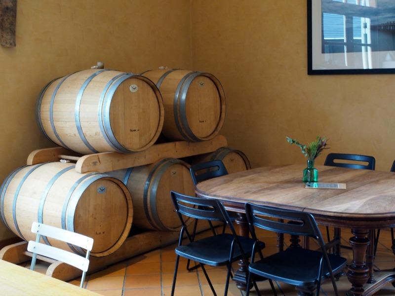 dominique portet, winery, yarra valley, cellar door