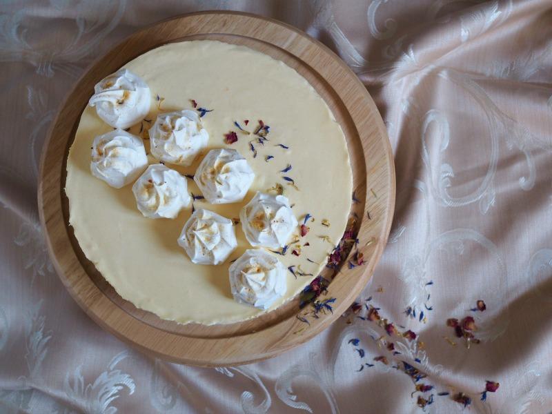 creamy no-bake mango cheesecake recipe, mango cheesecake